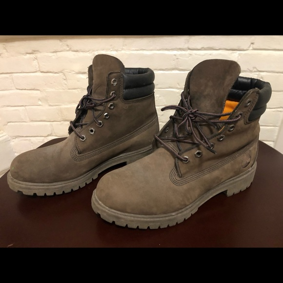 Ash 9 Insole Brown 5no Timberland Boots Size HD2WE9I